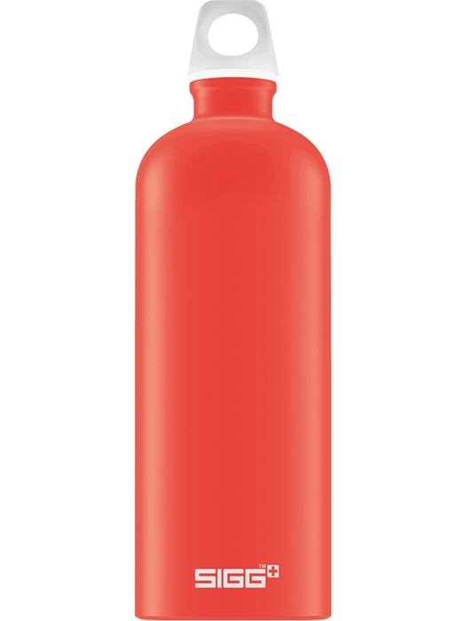 SIGG Butelka Lucid 1.0L Scarlet Touch