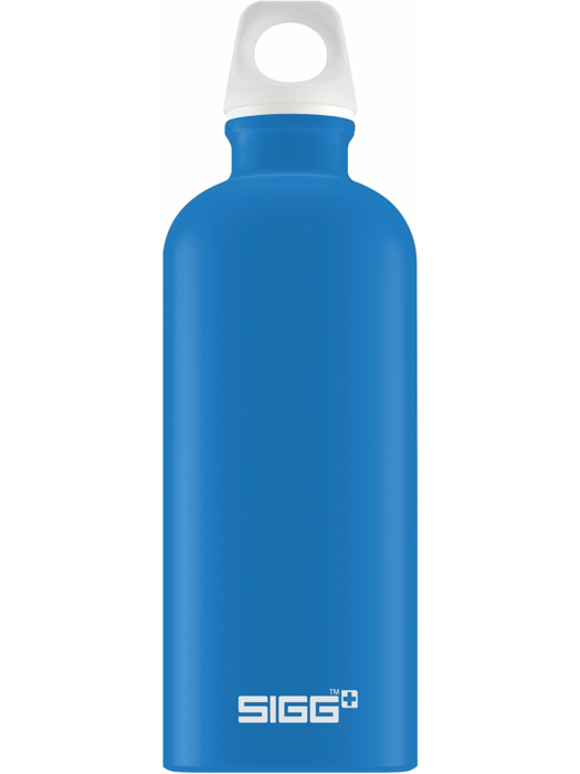 SIGG Butelka Lucid 0.6L Electric Blue Touch