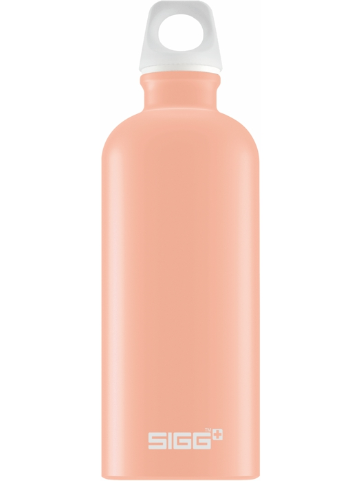 SIGG Butelka Lucid 0.6L Shy Pink Touch