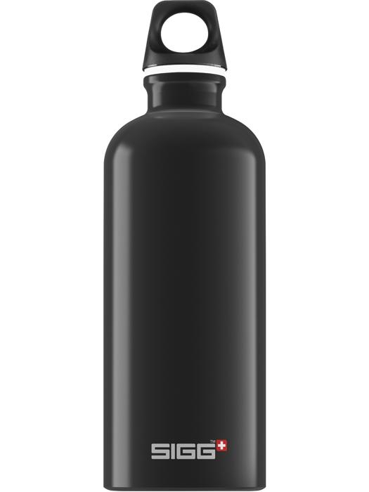 SIGG Butelka Traveller 0.6L Black