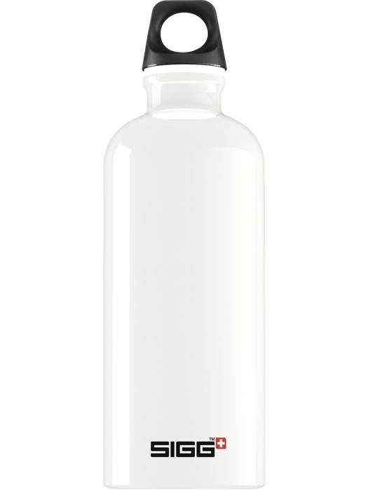 SIGG Butelka Traveller 0.6L White