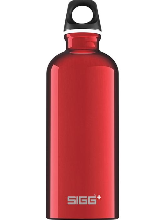 SIGG Butelka Traveller 0.6L Red