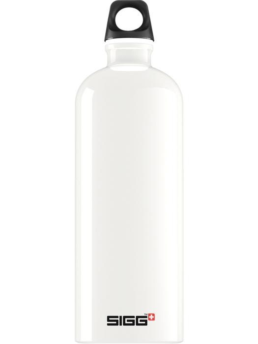SIGG Butelka Traveller 1.0L White