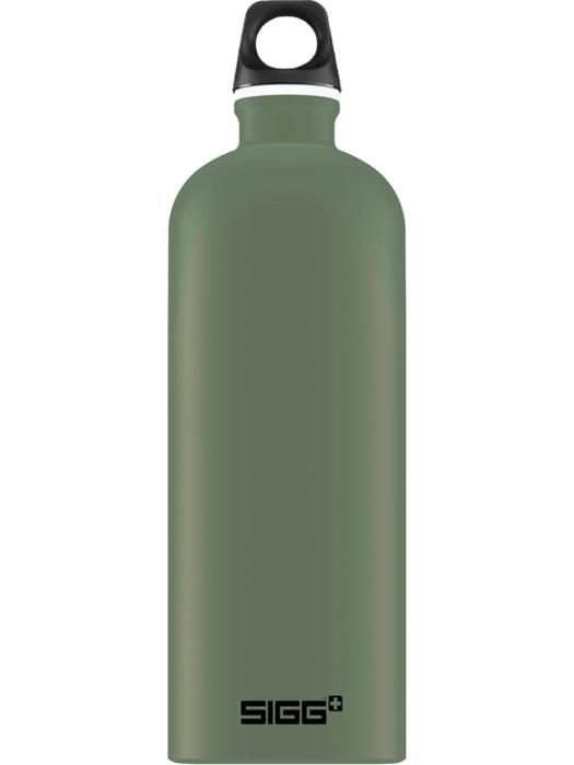 SIGG Butelka Traveller 1.0L Leaf Green