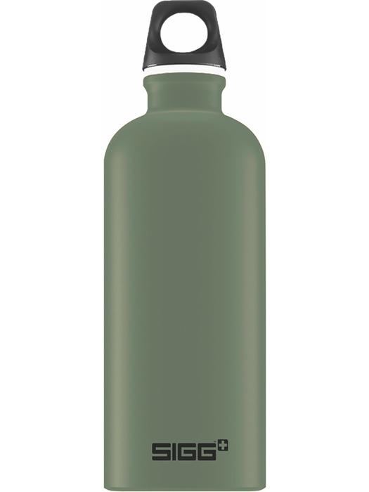 SIGG Butelka Traveller 0.6L Leaf Green