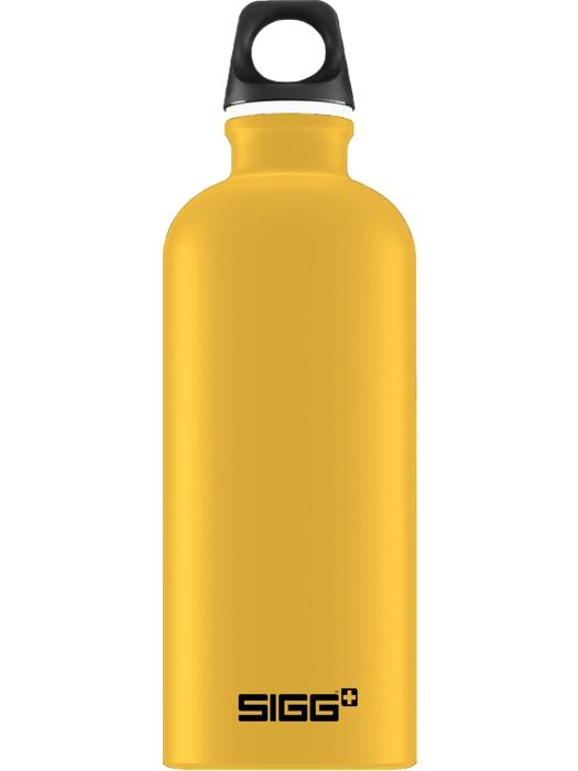 SIGG Butelka Traveller 0.6L Mustard Touch