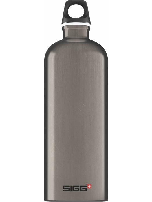SIGG Butelka Traveller 1.0L Smoked Pearl