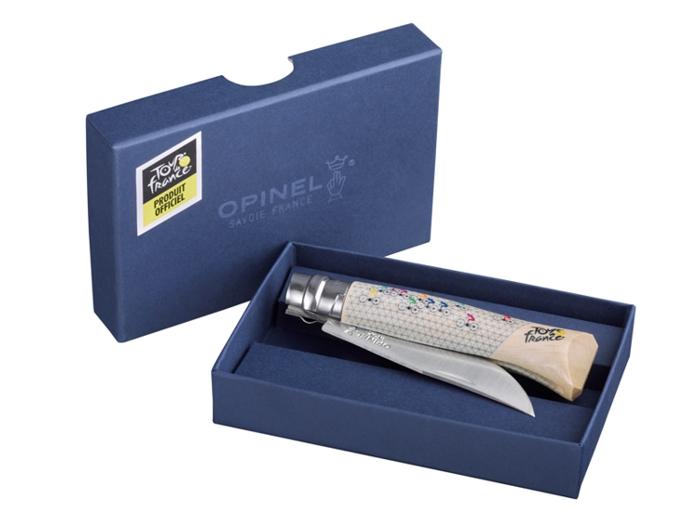 Opinel Inox Tour De France Sublime 08