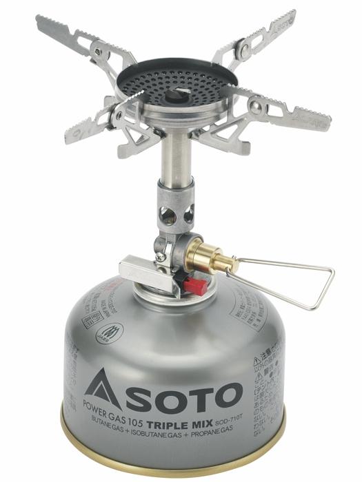 Maszynka SOTO WindMaster OD 1RXN