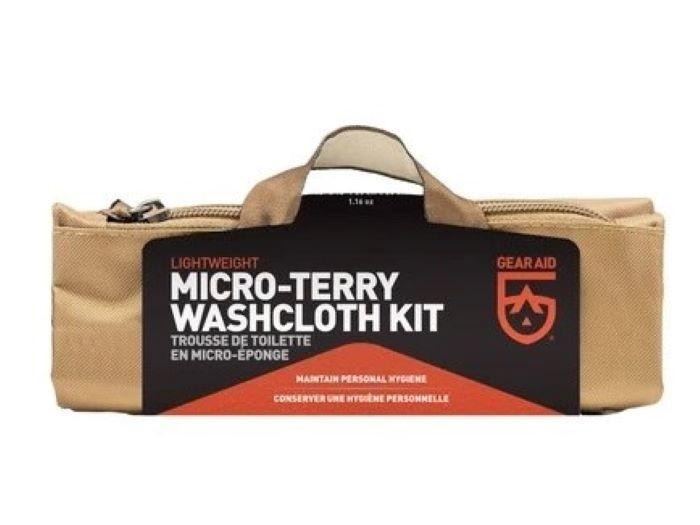 GearAid _Micro-Terry Washcloth Kit