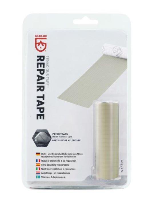 GearAid Repair Tape Grey Ripstop Nylon