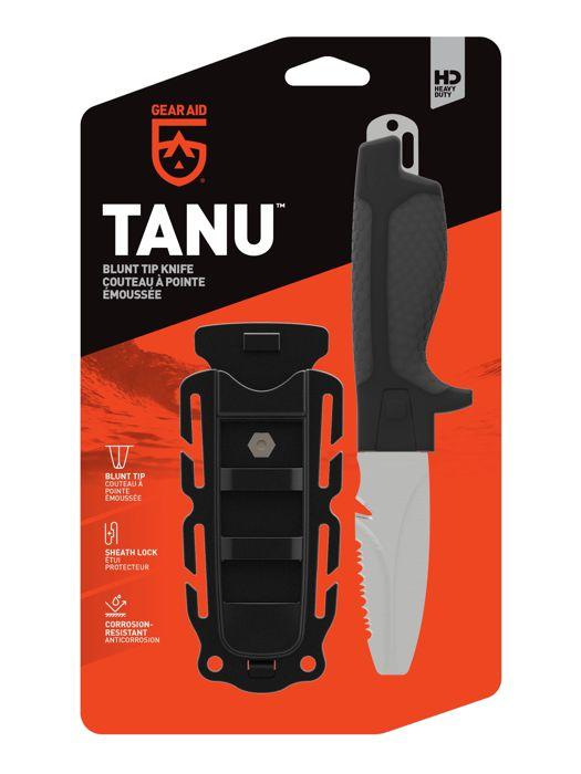 GearAid TANU Blunt Tip Knife