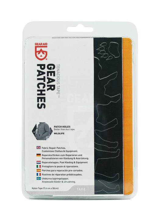 GearAid TENACIOUS TAPE® Gear Patches Wildlife