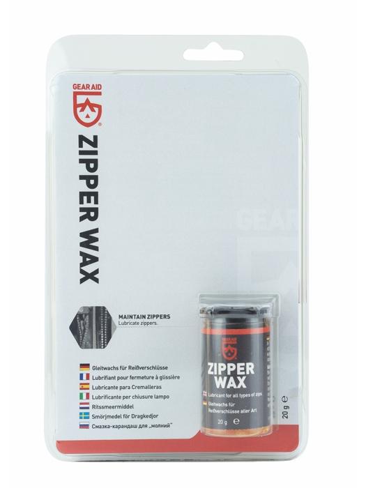 GearAid Zipper Wax 20g