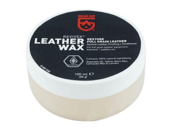 GearAid Leather Wax 100ml