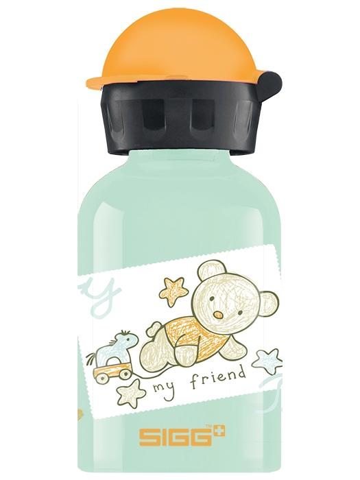 SIGG Butelka 0.3L  Bear Friend