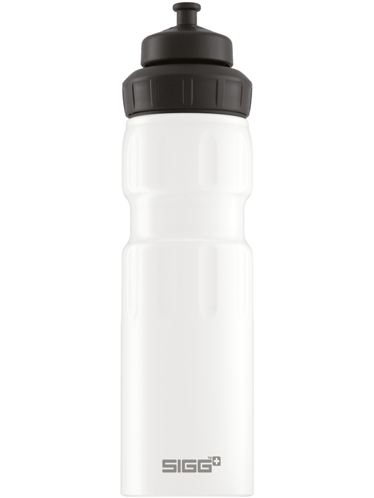 SIGG Butelka WMBS 0.75L White Touch